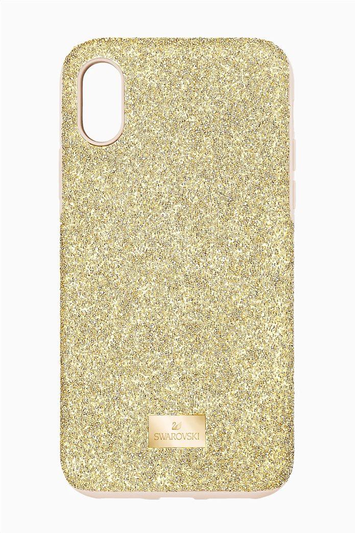 Swarovski High Smartphone Case with Bumper, iPhone® XS Max 0