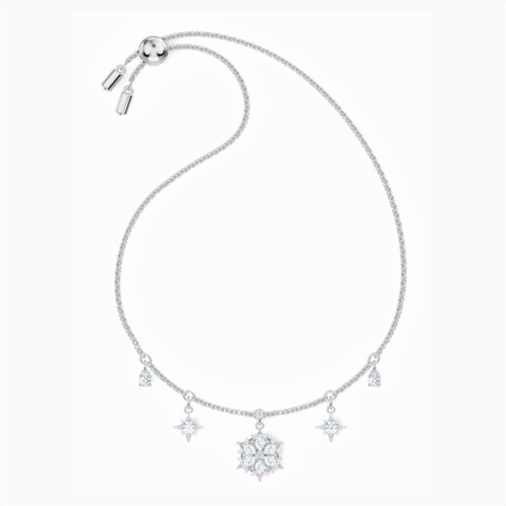 Swarovski Magic Bracelet, White, Rhodium plated 2
