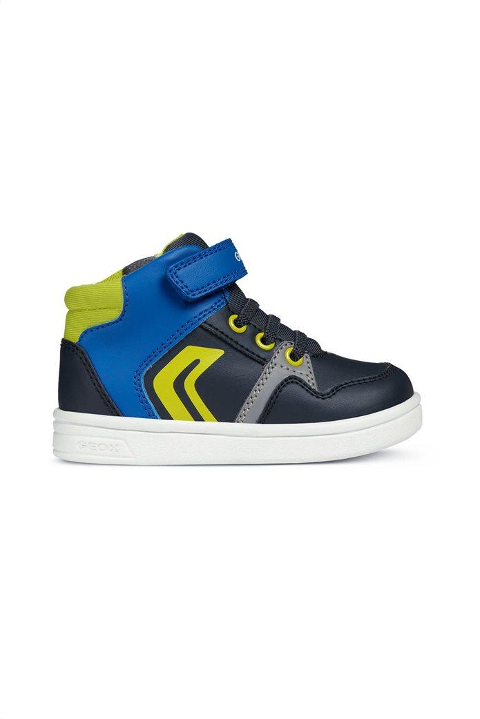 Geox βρεφικά sneakers μποτάκια Baby Djrock Boy 2