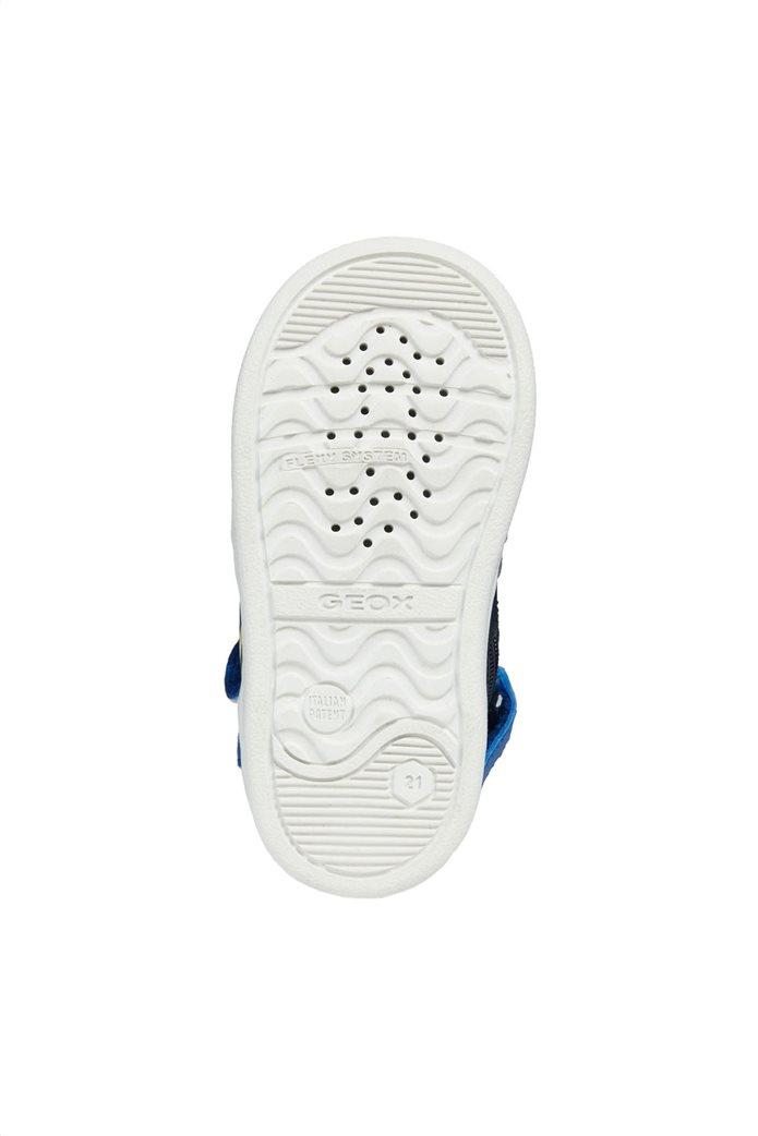Geox βρεφικά sneakers μποτάκια Baby Djrock Boy 5