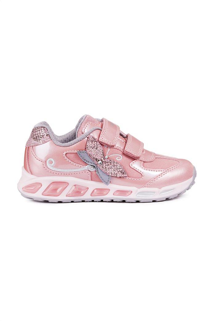 Geox παιδικά sneakers JR Shuttle Girl 0