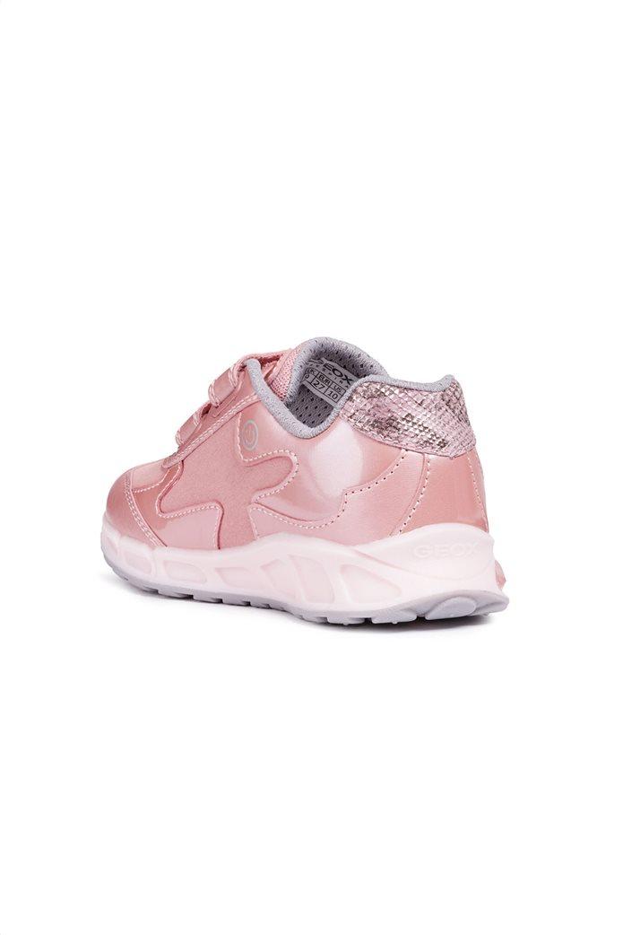 Geox παιδικά sneakers JR Shuttle Girl 1