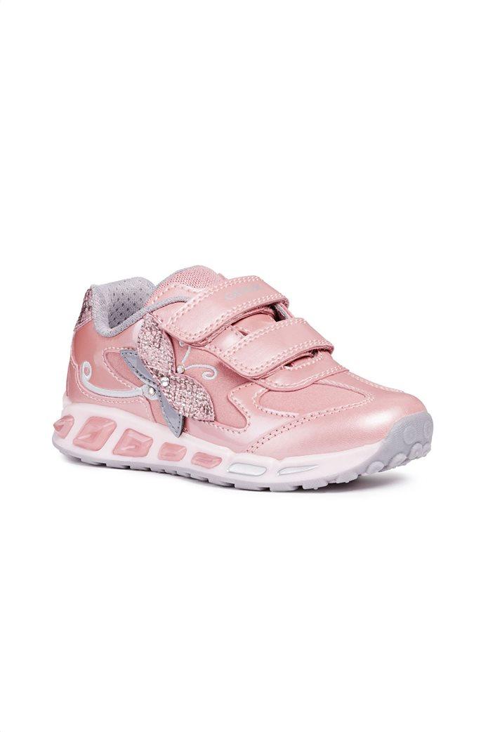 Geox παιδικά sneakers JR Shuttle Girl 2