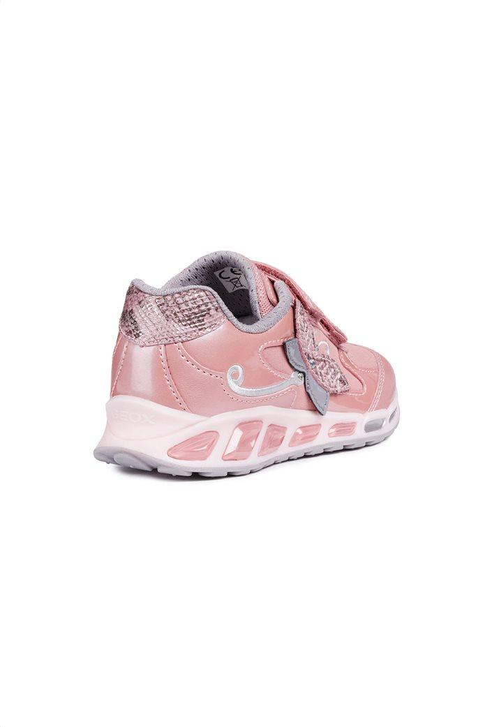 Geox παιδικά sneakers JR Shuttle Girl 3