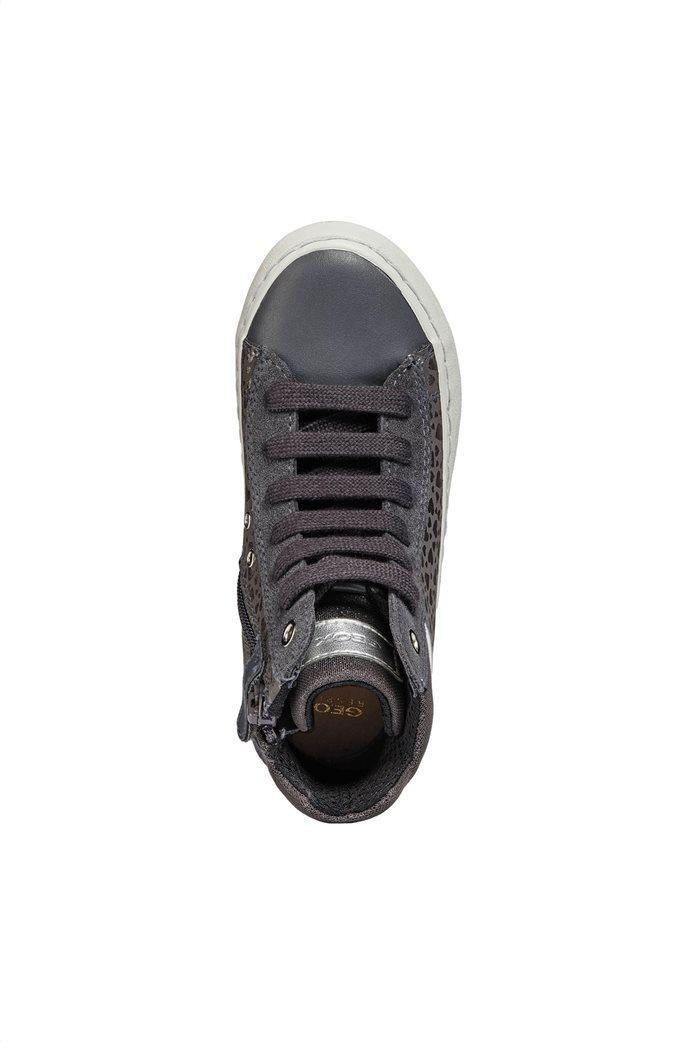 Geox παιδικά sneakers μποτάκια JR Kalispera 4