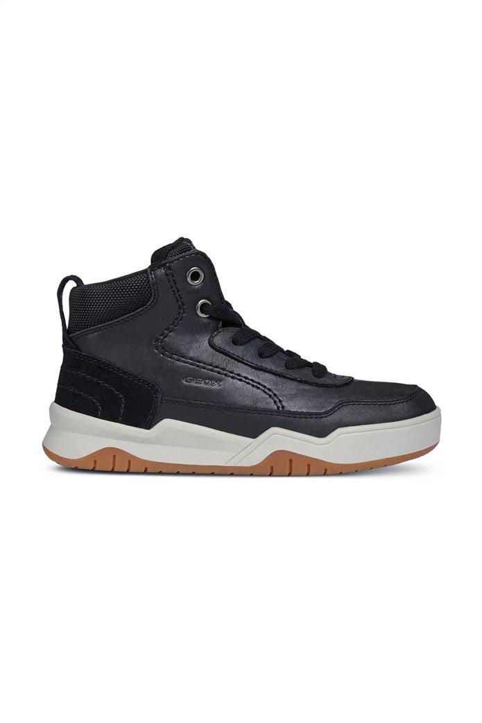 Geox παιδικά μποτάκια sneakers JR Perth 0
