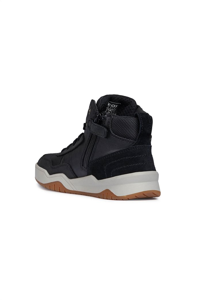 Geox παιδικά μποτάκια sneakers JR Perth 1