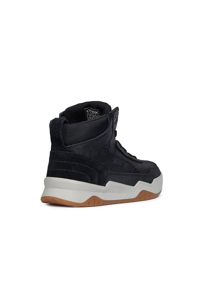 Geox παιδικά μποτάκια sneakers JR Perth 3