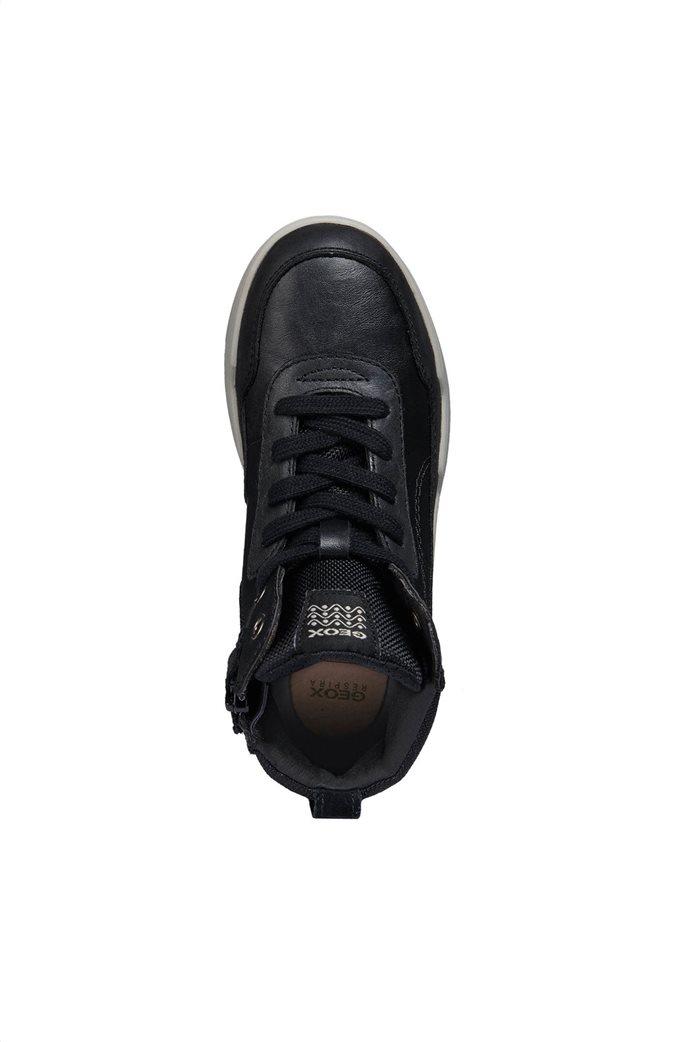 Geox παιδικά μποτάκια sneakers JR Perth 4