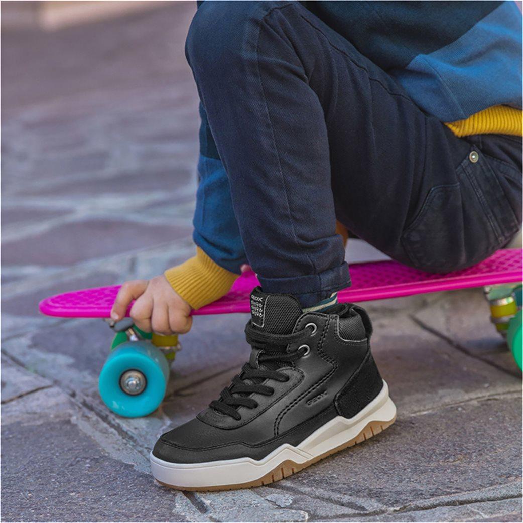 Geox παιδικά μποτάκια sneakers JR Perth 7