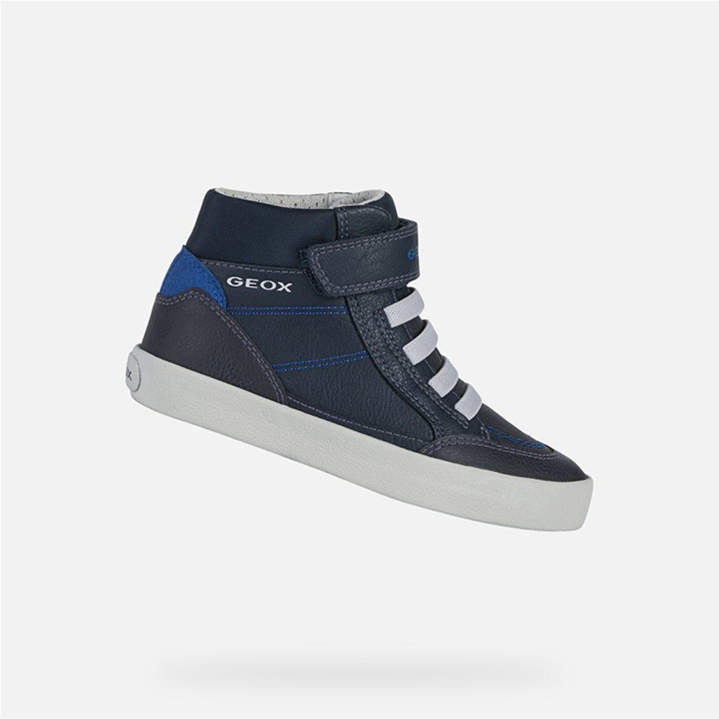 """Geox παιδικά sneakers με velcro """"Gisli"""" 1"""