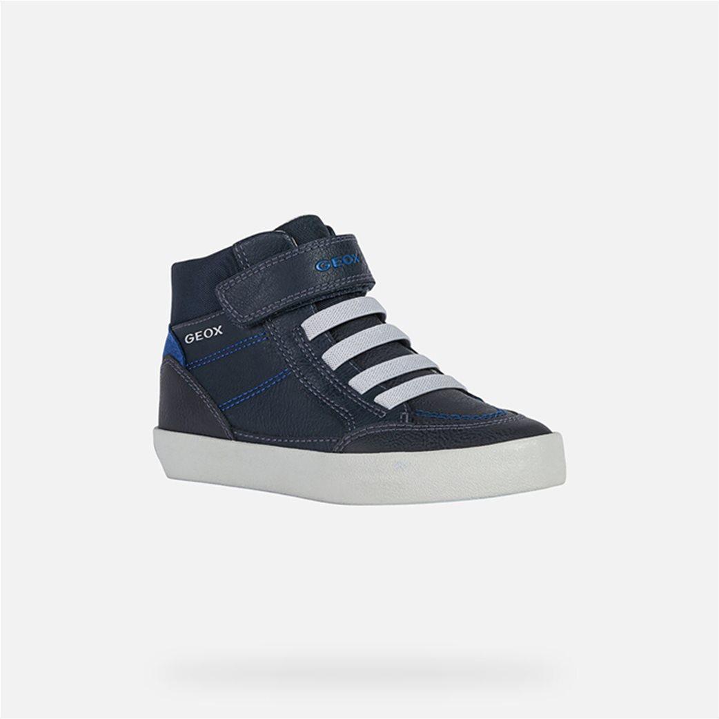 """Geox παιδικά sneakers με velcro """"Gisli"""" 2"""