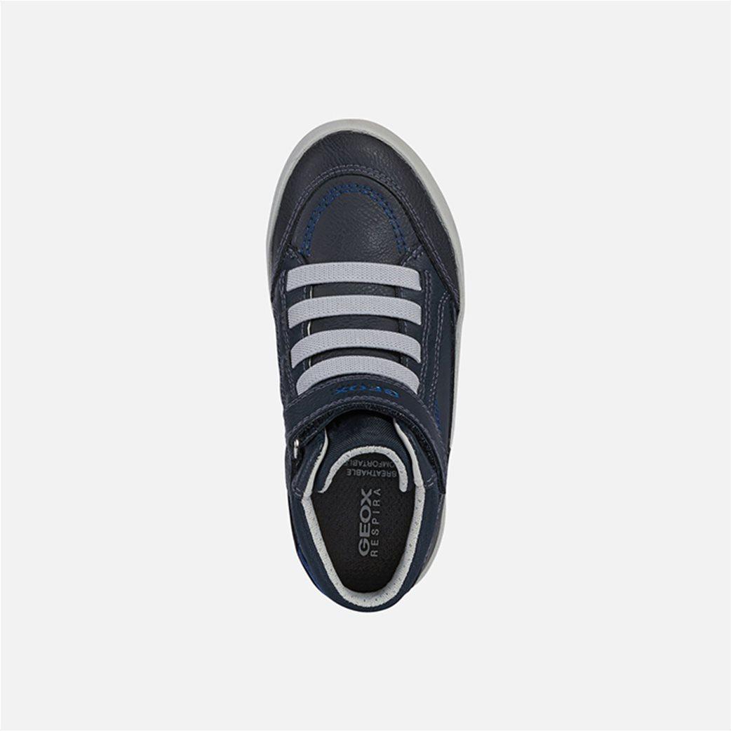 """Geox παιδικά sneakers με velcro """"Gisli"""" 3"""