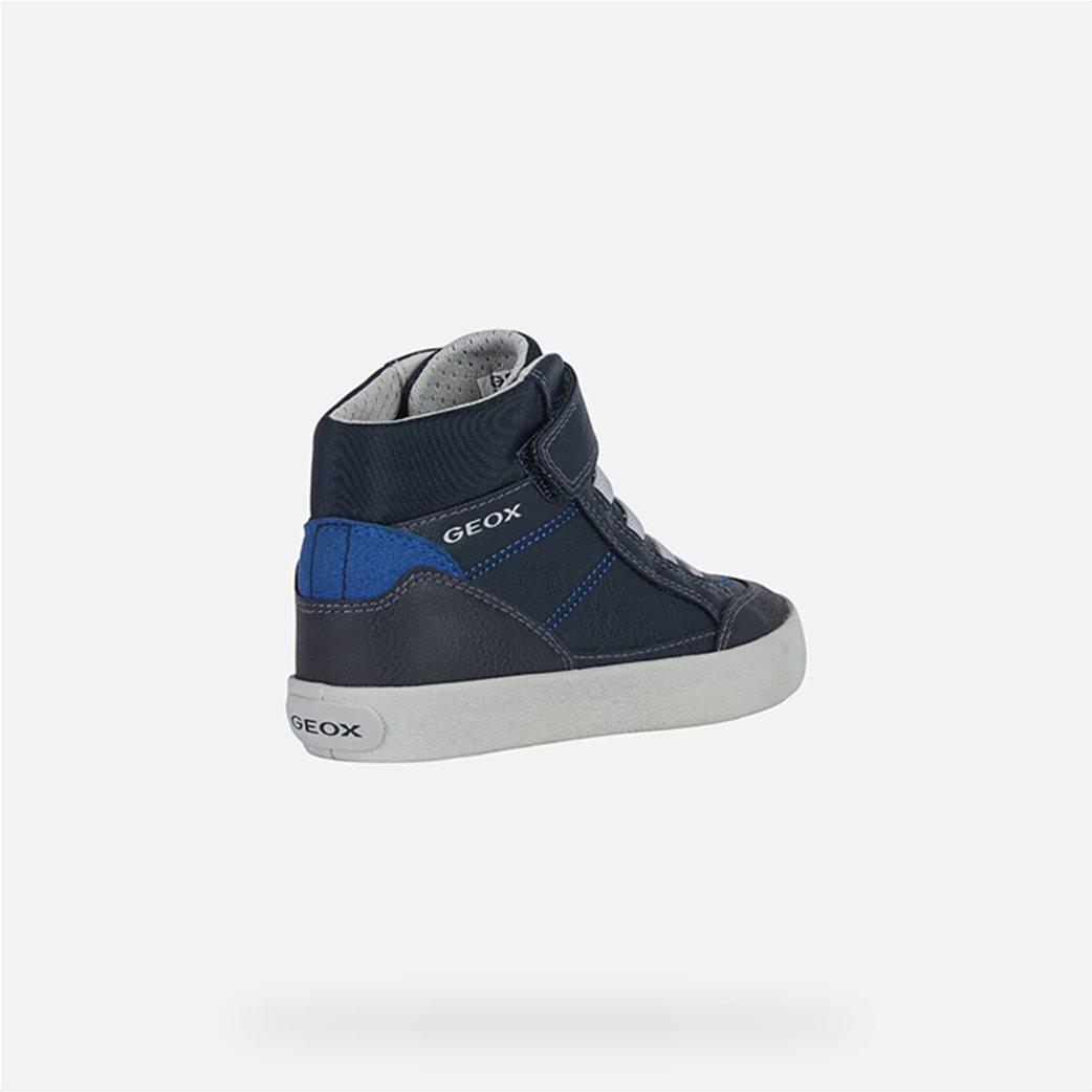"""Geox παιδικά sneakers με velcro """"Gisli"""" 4"""
