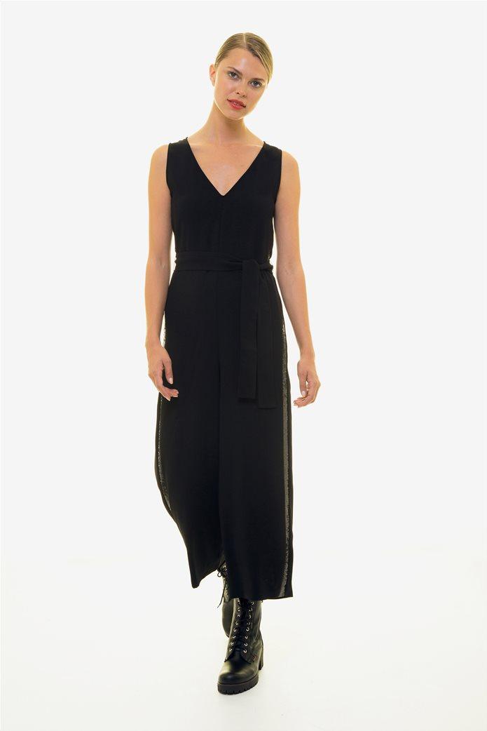 Emme by Marella γυναικεία ολόσωμη φόρμα με παγιέτα 0