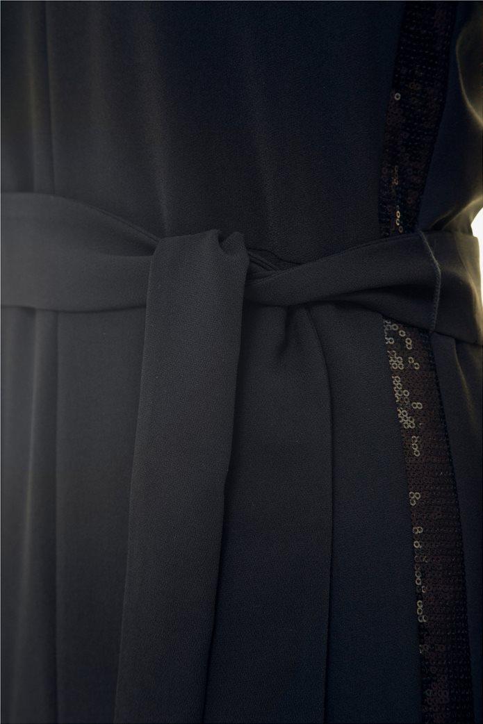 Emme by Marella γυναικεία ολόσωμη φόρμα με παγιέτα 4