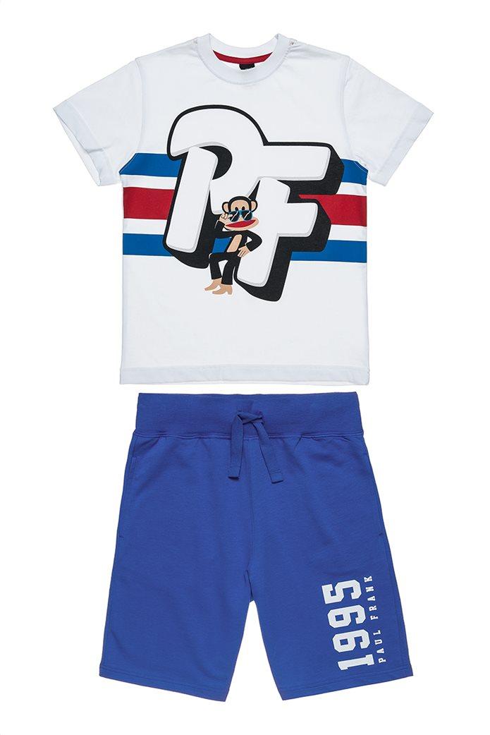 Αlouette παιδικό σετ T-shirt και βερμούδα Paul Frank (6-14 ετών) 0