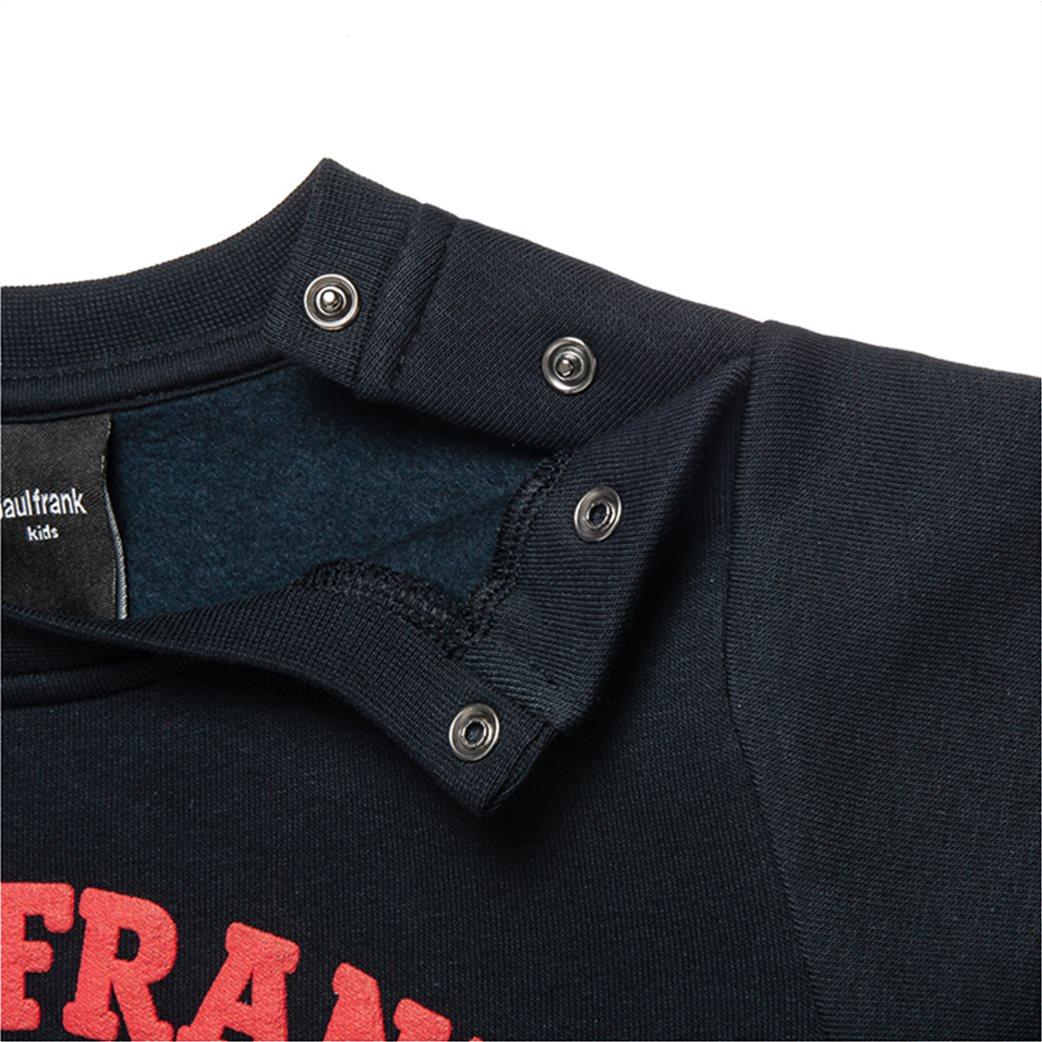 "Alouette παιδικό φούτερ με ανάγλυφο print ""Paul Frank"" (12 μηνών-5 ετών) 1"