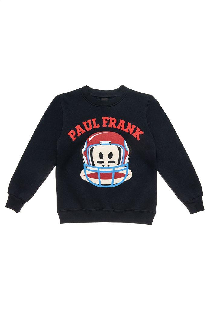 """Alouette παιδικό φούτερ με print """"Paul Frank"""" (6-16 ετών) 0"""