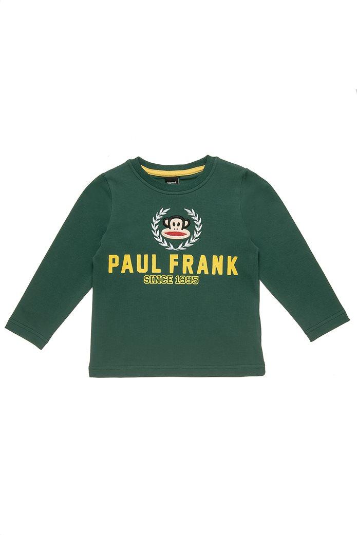 """Alouette παιδική μπλούζα με print """"Paul Frank"""" (12 μηνών-5 ετών) 0"""