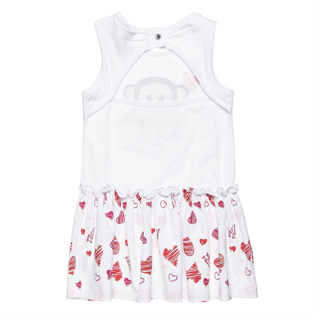 "Alouette παιδικό φόρεμα αμάνικο με print ""Paul Frank"" (18 μηνών-5 ετών) 1"