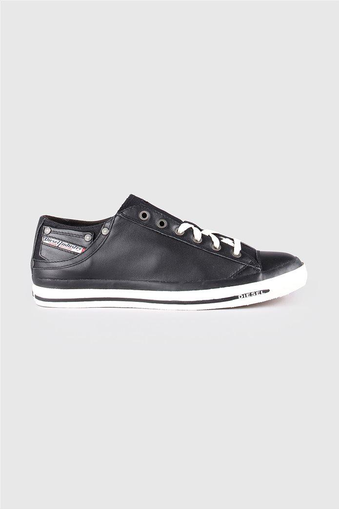 Diesel ανδρικά sneakers με κορδόνια Exposure low 0