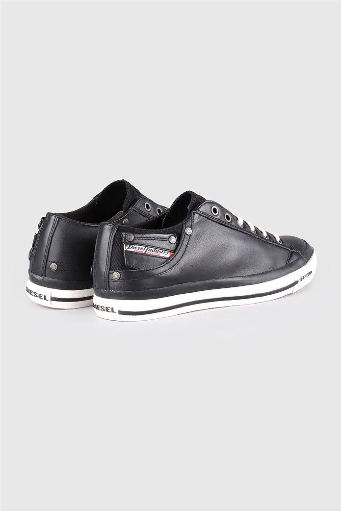 Diesel ανδρικά sneakers με κορδόνια Exposure low 3