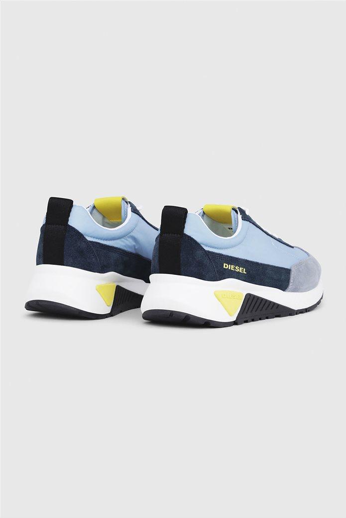 Diesel ανδρικά χρωματιστά sneakers Low lace 3