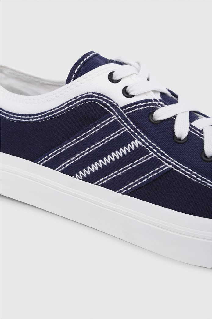 Diesel ανδρικά sneakers με γαζιά S Astico Low lace 4