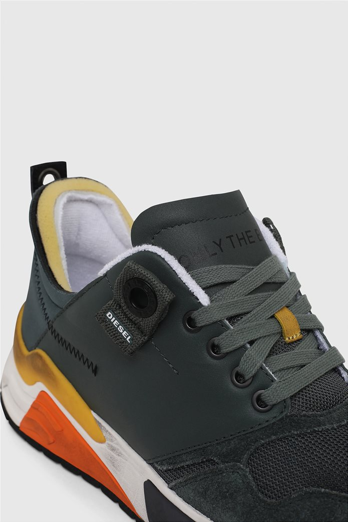 Diesel ανδρικά sneakers με χοντρή σόλα S Brentha 1