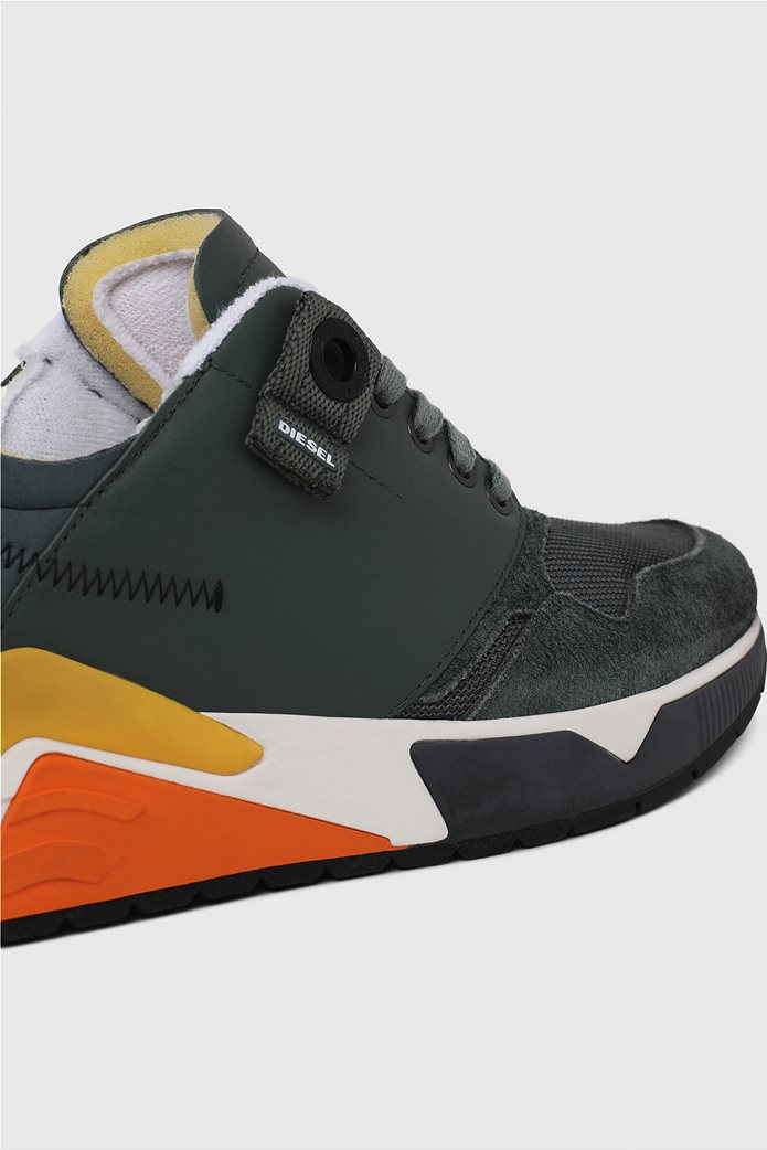 Diesel ανδρικά sneakers με χοντρή σόλα S Brentha 4