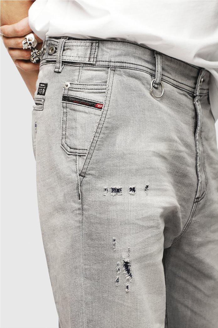 Diesel ανδρικό τζην παντελόνι chino με φθορές  Madox 1