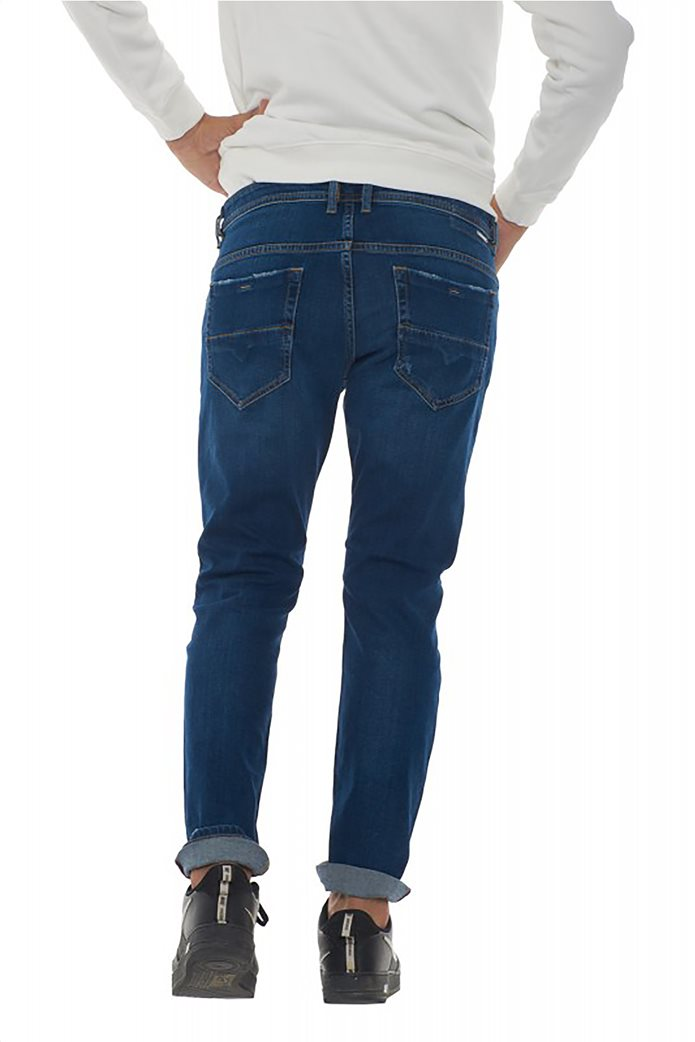 "Diesel ανδρικό τζην παντελόνι Straight fit με μικρές φθορές ""Thommer L32"" 2"