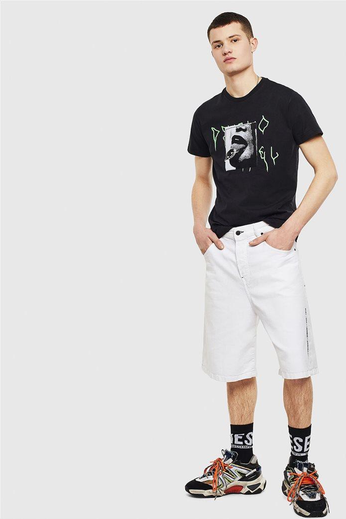 "Diesel ανδρικό T-shirt ""T Diego S12"" 1"