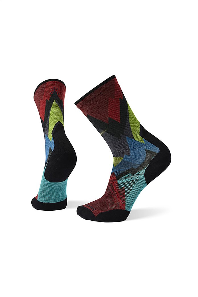 Smartwool unisex κάλτσες ''PhD Pro Endurance Print'' Πολύχρωμο 0