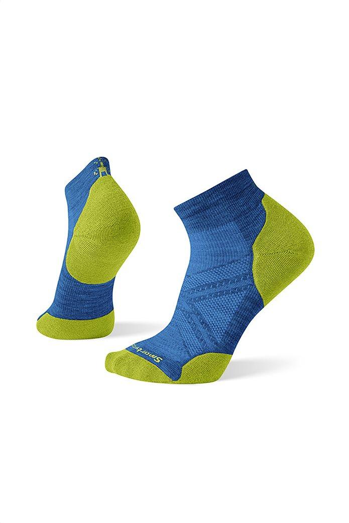 """Smartwool unisex κάλτσες """"PhD® Run Light Elite Low Cut"""" Μπλε 0"""