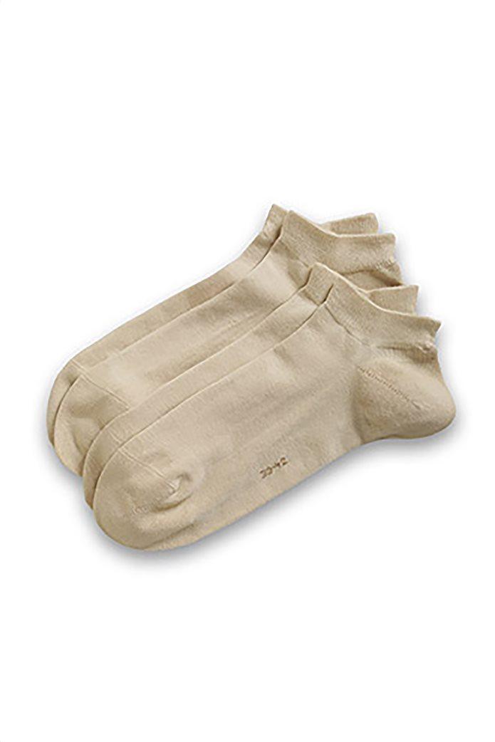 Esprit ανδρικές κοντές κάλτσες (σετ 2 τεμαχίων) Μπεζ 0