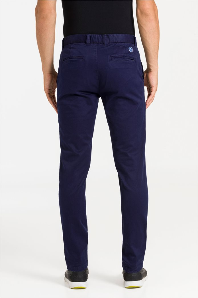 North Sails ανδρικό παντελόνι Chino trousers slim 2