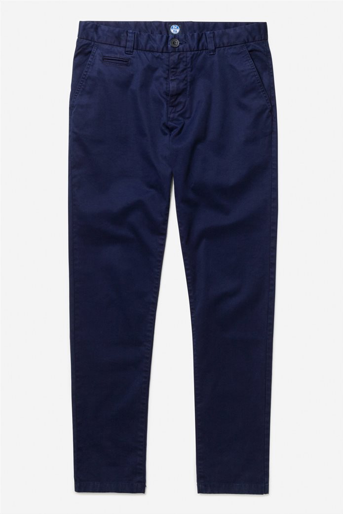 North Sails ανδρικό παντελόνι Chino trousers slim 3