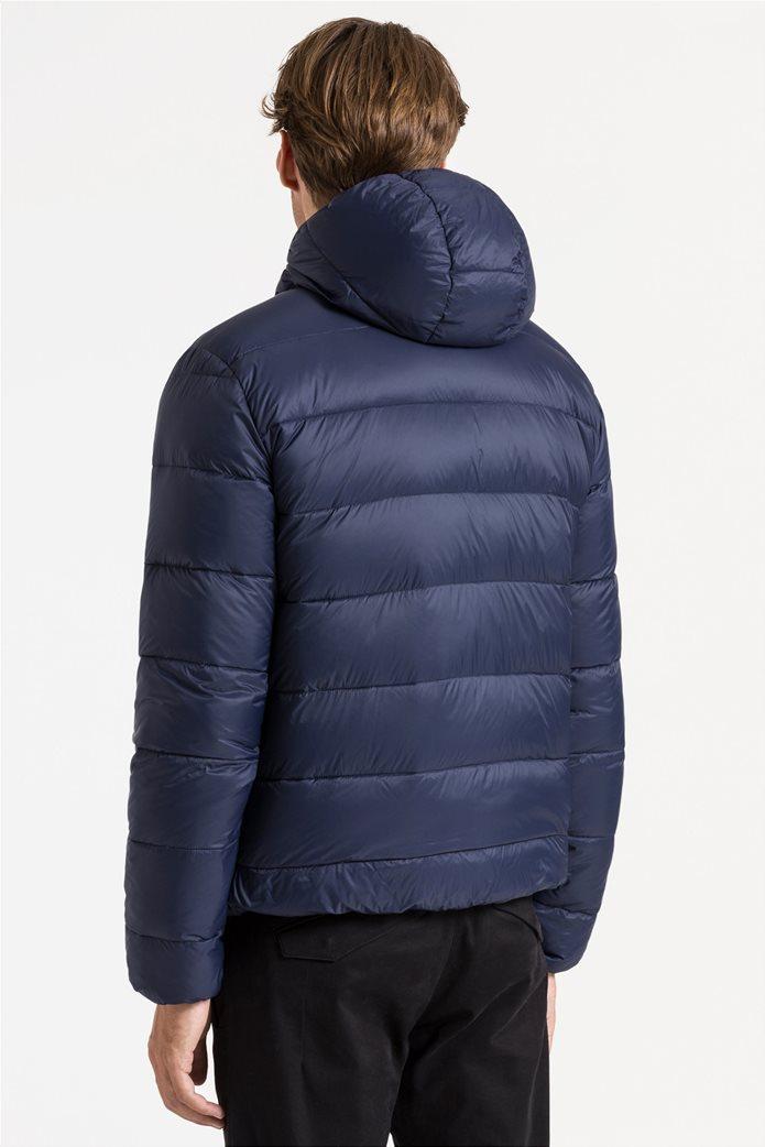 North Sails ανδρικό μπουφάν καπιτονέ με κουκούλα διπλής όψης Reversible hooded jacket 4