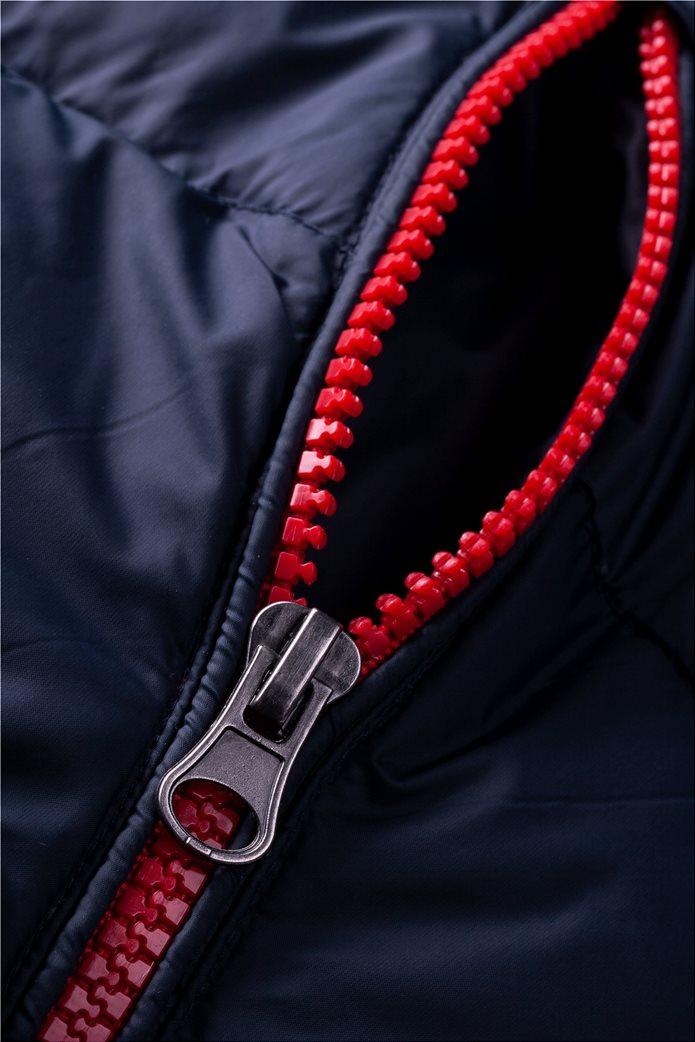 North Sails ανδρικό μπουφάν καπιτονέ με κουκούλα διπλής όψης Reversible hooded jacket 7