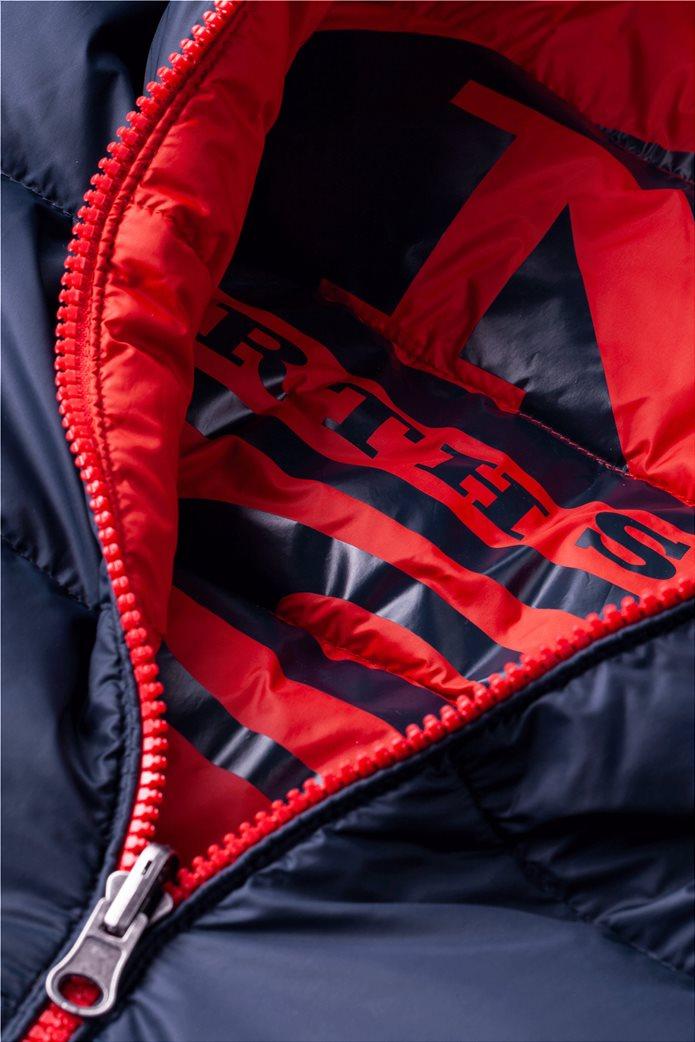 North Sails ανδρικό μπουφάν καπιτονέ με κουκούλα διπλής όψης Reversible hooded jacket 9