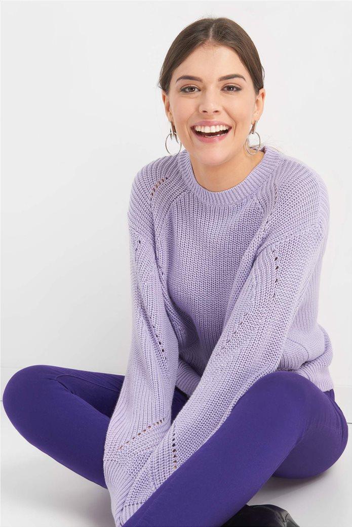 55ab45da85d0 Orsay γυναικεία πλεκτή μπλούζα σχέδια στην πλέξη 1