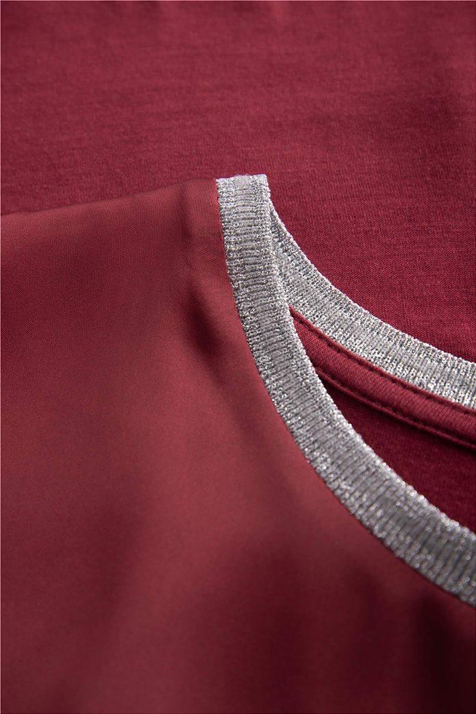 Orsay γυναικεία μπλούζα με μεταλλικές ίνες 3