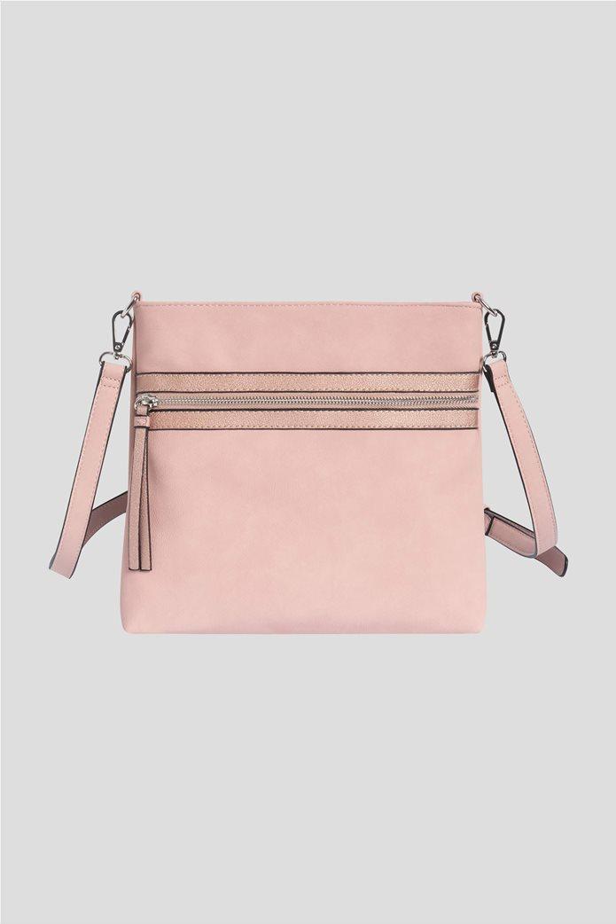 Orsay γυναικεία crossbody τσάντα με τσέπη 4