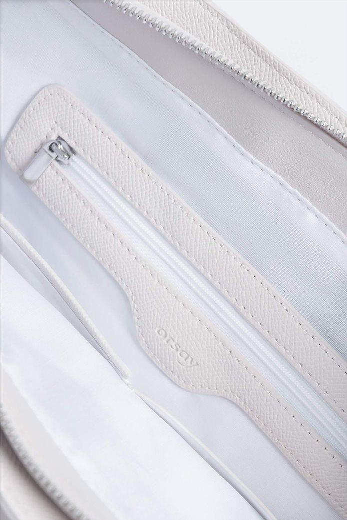 Orsay Γυναικεία τσάντα ώμου μεγάλη μονόχρωμη 3