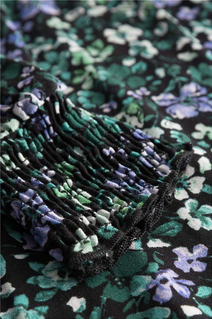 Orsay γυναικεία εμπριμέ μπλούζα με διακοσμητικό φιόγκο 3