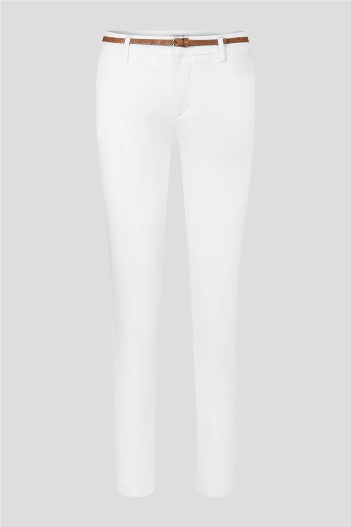 Orsay γυναικείο chino παντελόνι μονόχρωμο 4