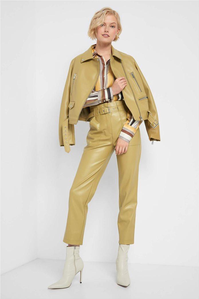 Orsay γυναικείο biker jacket faux leather 1