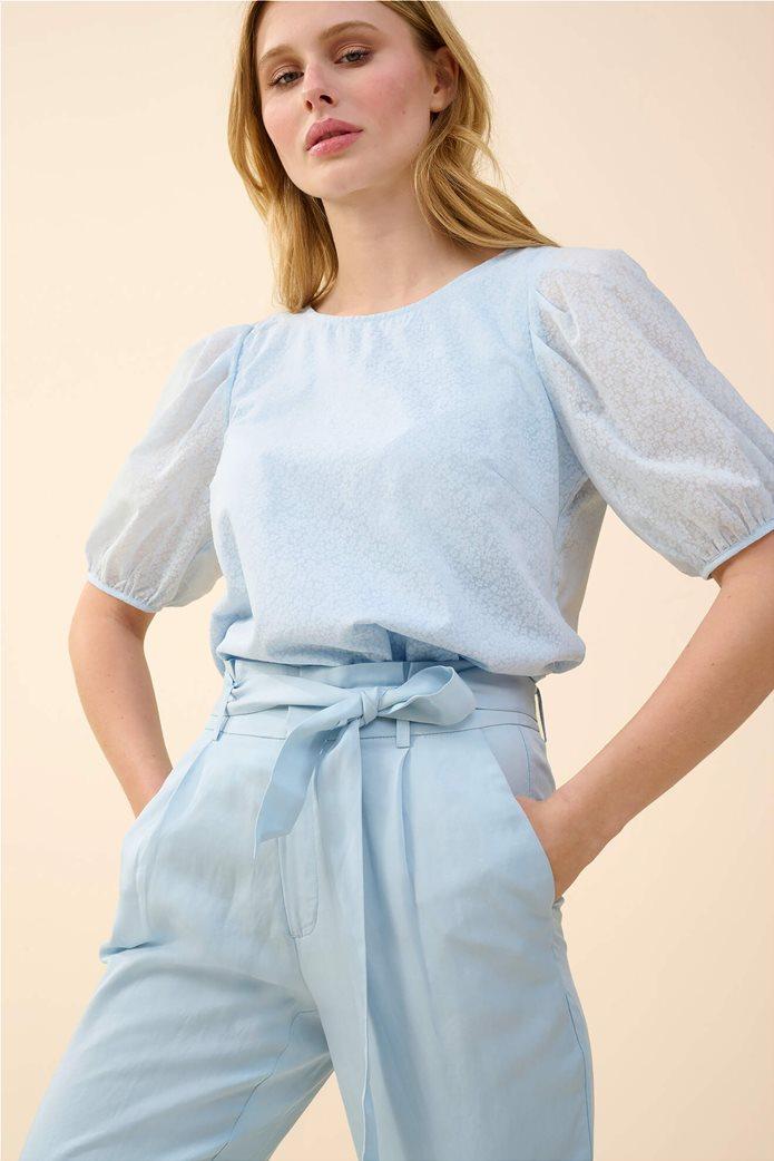 Orsay γυναικεία μπλούζα με floral print 0